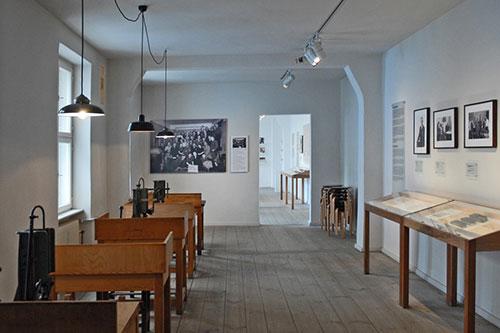 Museum Blindenwerkstatt Otto Weidt, Berlino