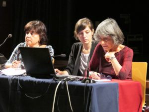 Micaela Procaccia, Benedetta Donati, Adachiara Zevi